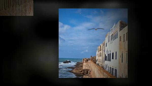 "Clip Promo livre ""Essaouira en regards carres"""