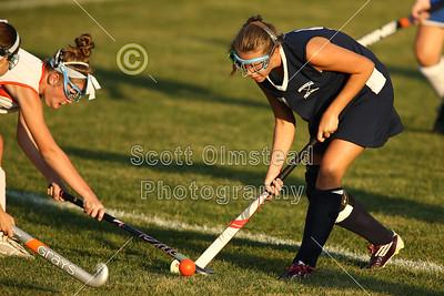 2012 Granville at Olentangy Orange (09-12-12) JV Game