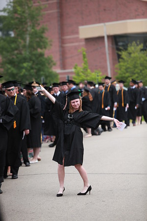 May Commencement 2015