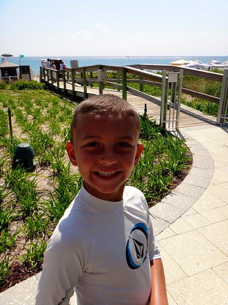 2011-04-03 - Beach with the Krinskys