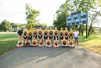 Cross Country Posed Team