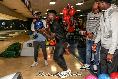 Tyreek Hill's Celebrity Bowl October 2019 by Vibrancy21