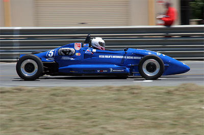 Formula Ford Wakefield Park 18.11.05