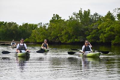 9AM Heart of Rookery Bay Kayak Tour - Beard, Trees & Cardinale