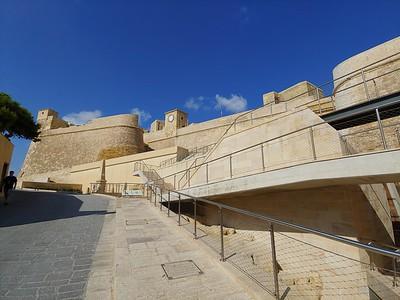 Malta - Victoria (Cittadel)