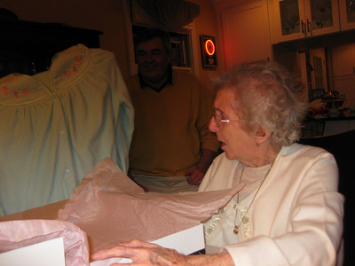 Ma's 97th Birthday Party