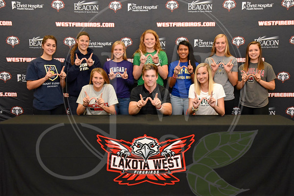 Lakota West Fall Signing Day (11.8.17)