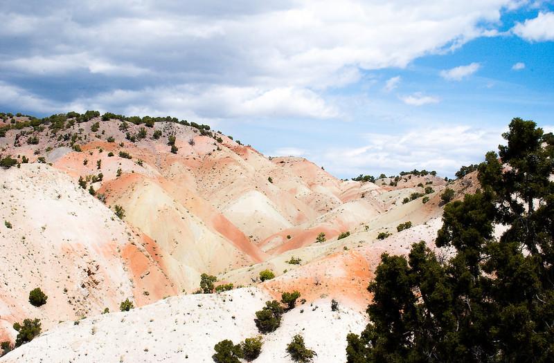 Highway 119 East of Richfield, Utah, 2000
