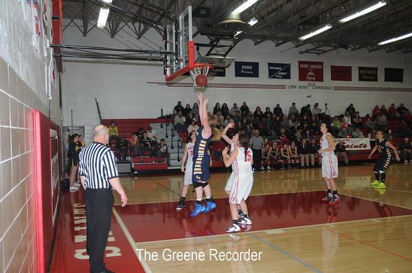 Basketball at St Ansgar