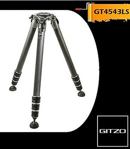 Gitzo GT4543LS Systematic Series 4 Carbon Fiber Tripod (Long)