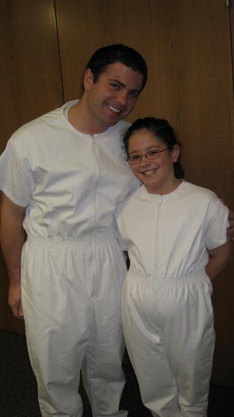Sarah's Baptism