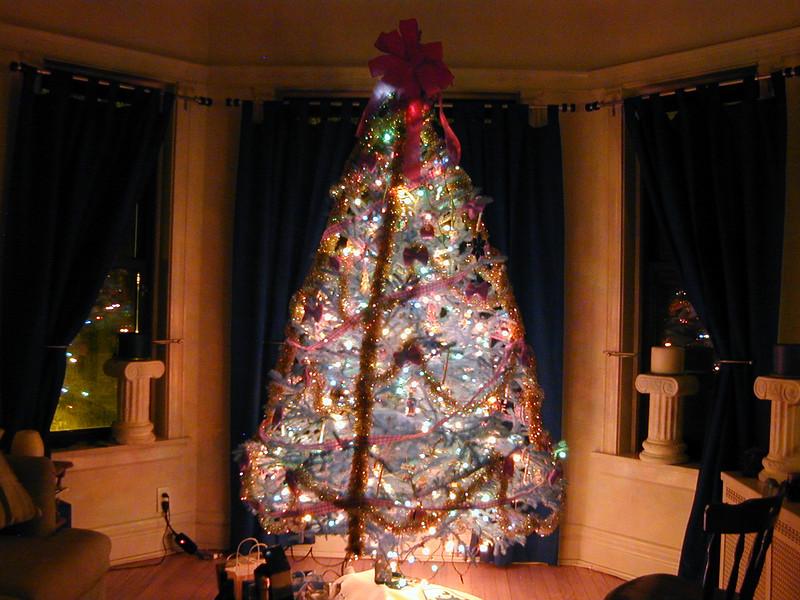 The Glowing Tree