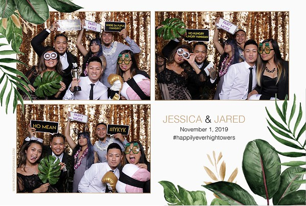 Jessica & Jared (Fusion Photo Booth)