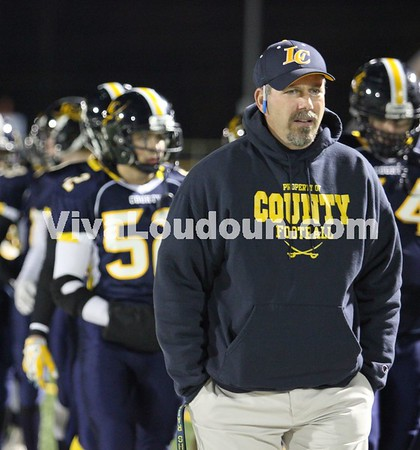 Football: LCHS vs Heritage 11.07.14 (by MB Tourbin)