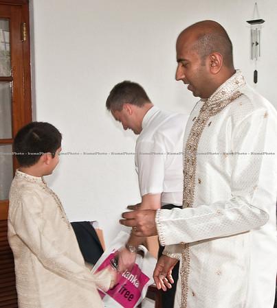 Nish & Ishanie Hindu Wedding Ceremony February 11, 2010