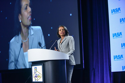 Tuesday AM Keynote with Condoleezza Rice