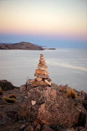 Lake Titicaca - Puno, Peru