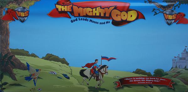 FBCC...The Mighty God