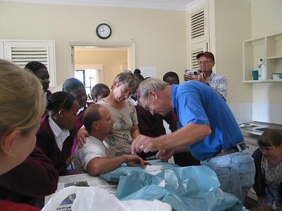 Rafiki Girls' Center: Health Class