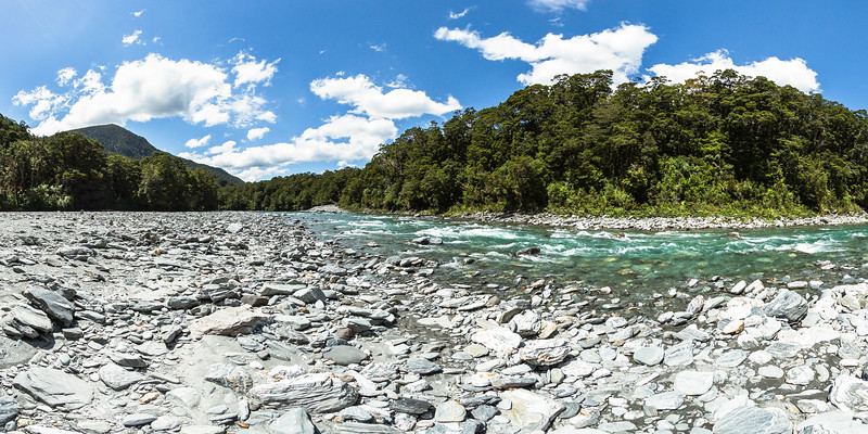 Makarora River - Mount Aspiring National Park
