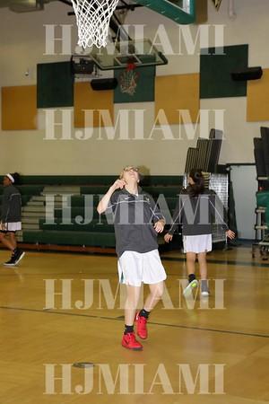 Girls V Basketball