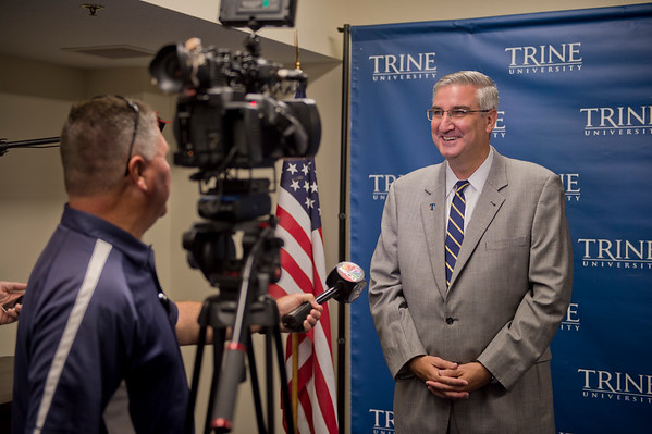 2016 LT. GOVERNOR ERIC HOLCOMB OF INDIANA
