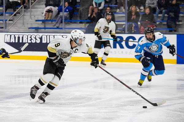 Ice Hockey: Westminster vs Fort Zumwalt East