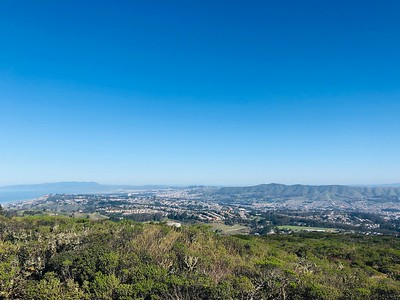 Sweeney Ridge, San Bruno CA