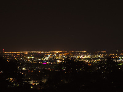 20140307 Canberra at Night