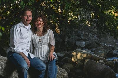 Linda+Dave Engagements