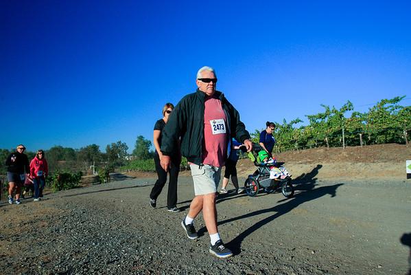 Start of 2013 Temecula half marathon and 5k