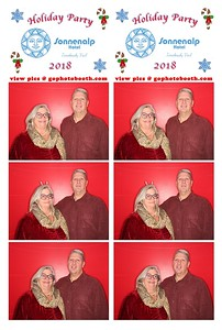 Vail Sonnenalp Holiday Party 12/17/18