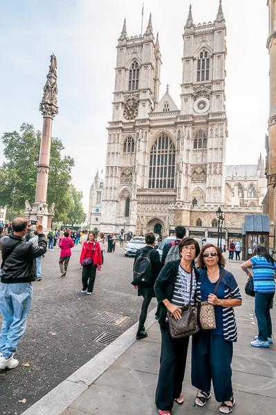 2014 Europe Tour-London