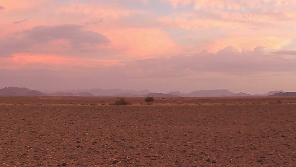 Namib Desert Dunes/Sossusvlei