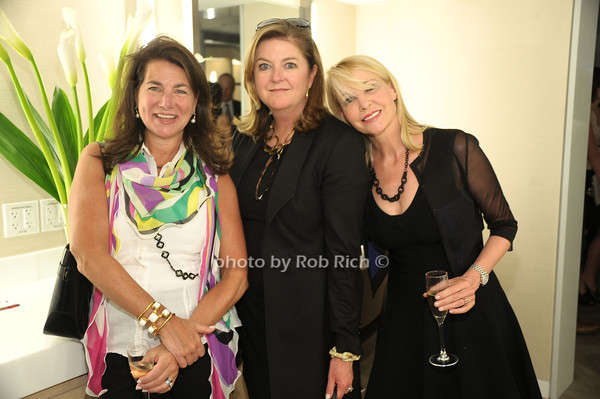 Marylou Clarke, Sheila Klehm, Carol Kimmelman