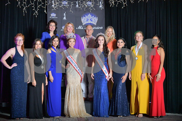 Miss International & USA Beauty 2018