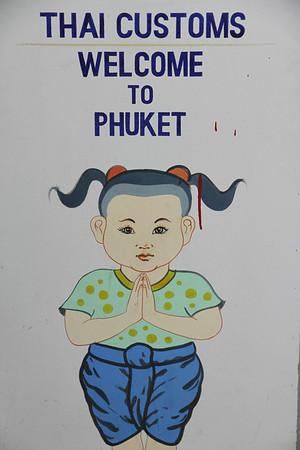 PHUKET THAILANDE 11/2010