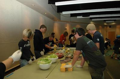 Homeless Outreach - February 2010