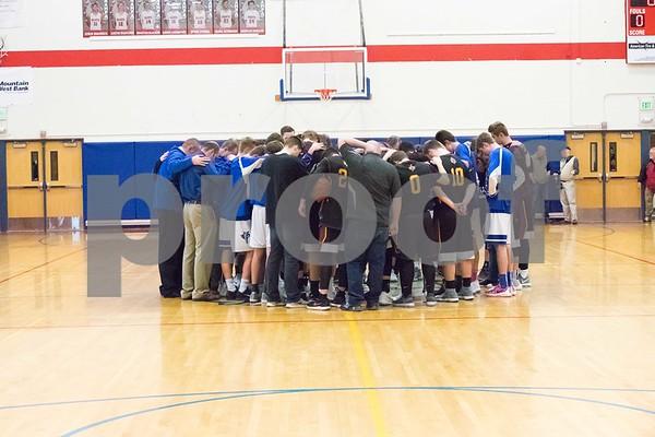 2/22/18 Nampa Christian vs Cole Valley Christian Boys