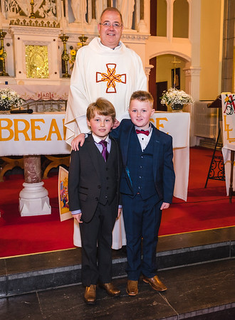 Castlerea Communion 2018