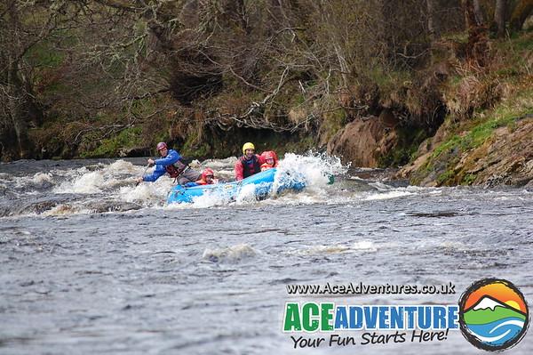 6th May 2013 mild rafting