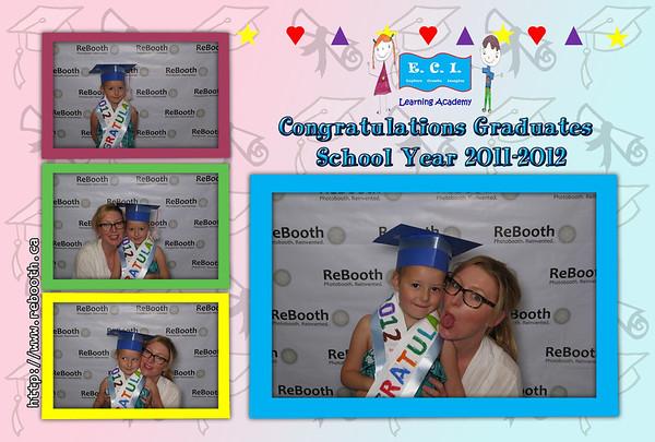 ECI Preschool Graduation 2011-2012