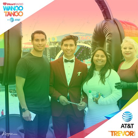 Photos - AT&T - iHeartRadio Wango Tango