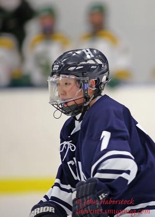 Girls Varsity Hockey vs GA