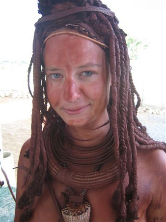 Coppelia's Gone Tribal!!! Come Meet My Himba Daughter