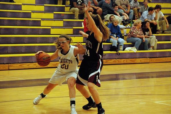 north jv a girl basketball,owen 712