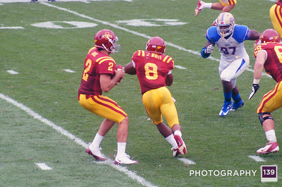 Iowa State Cyclones Football - 2011