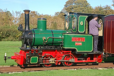 Bredgar & Wormshill Light Railway 2019