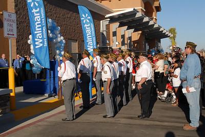 Kerman Walmart Grand Opening