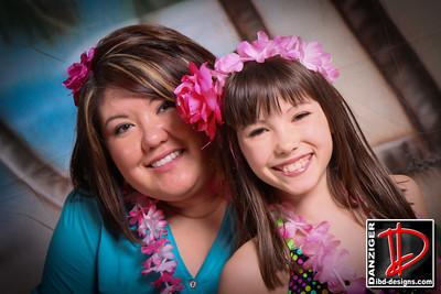 Ovations Mother-Daughter Luau 04-17-11
